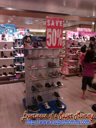 Disney Mickey kids shoes sale 2011
