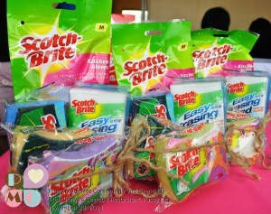 scotch brite sponsor products