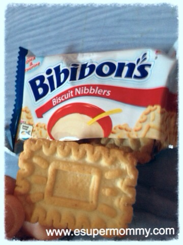 Bibibon's Biscuit and Cereal in One