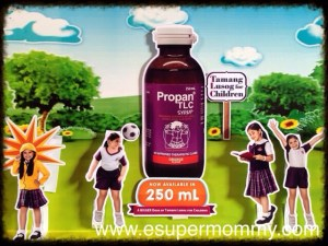 Propan TLC Now in Bigger Size 250ml of #Tamanglusog for Children