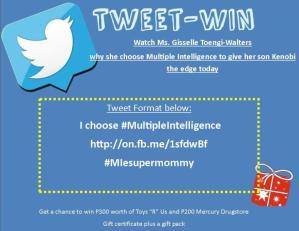 Multiple Intelligence Promo Week 10