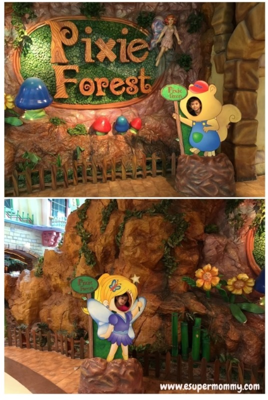 Pixie Forest at Festival Mall