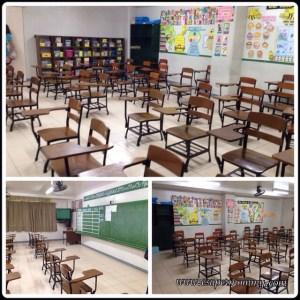 Statefields School Classroom
