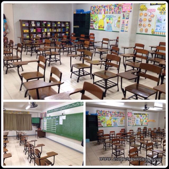 Statefields School Inc. Grade 1 Classroom