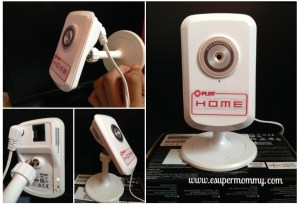 PLDT HOME FAM CAM Technical Specs
