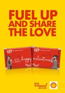 Shell Valentine Promo