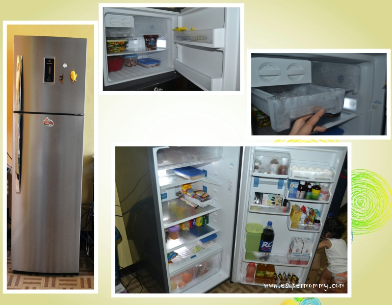 Electrolux Frost-free Enery Saving Refrigerator