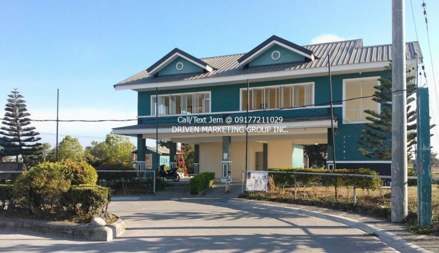 Fairgrounds Clubhouse