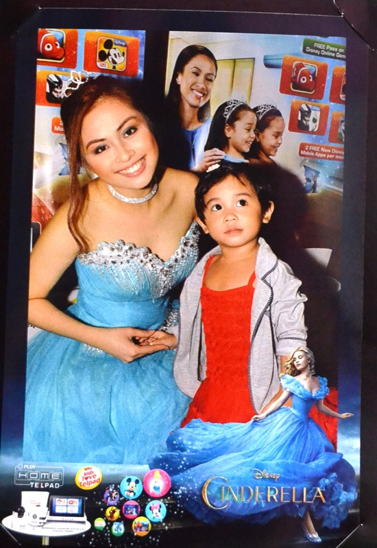 PLDT-Disney partnership with little princess