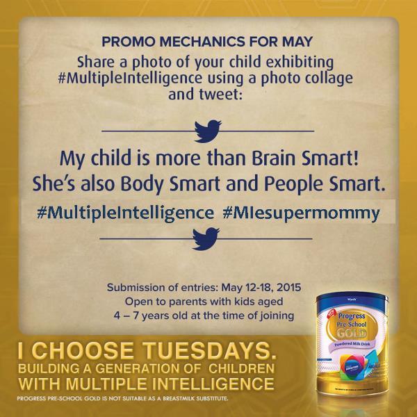 Multiple Intelligence May Promo