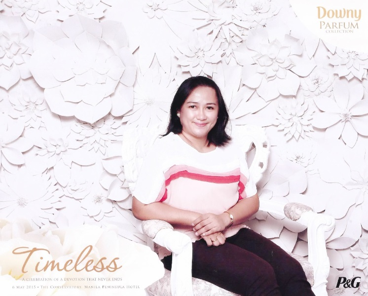 Mommy Jem on Downy Timeless Mother's Day Celebration