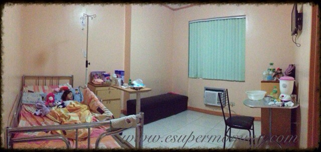 St. Michael Medical Hospital Molino Bacoor Room