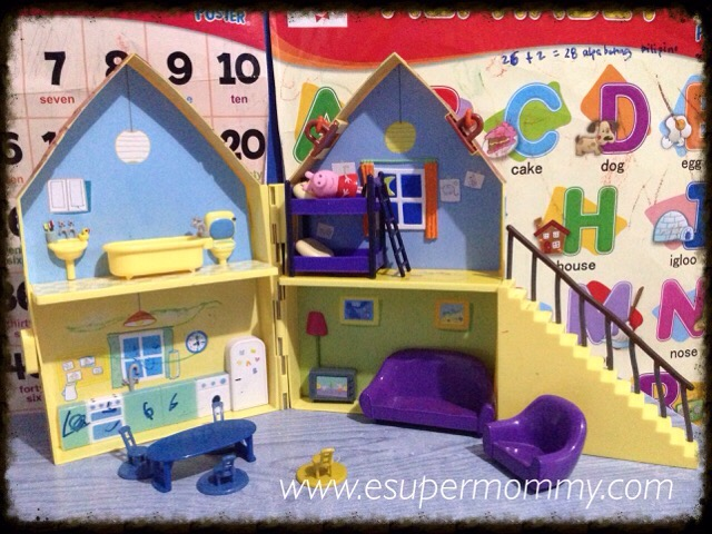 Peppa Pig Playhouse