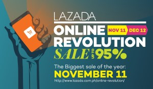 Lazada's Biggest Christmas Sale 2015