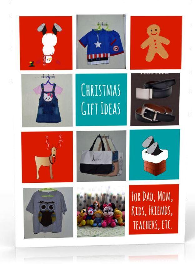 Christmas Gifts this christmas