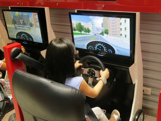 KidZania Driving School