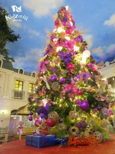 Filipino Christmas at KidZania