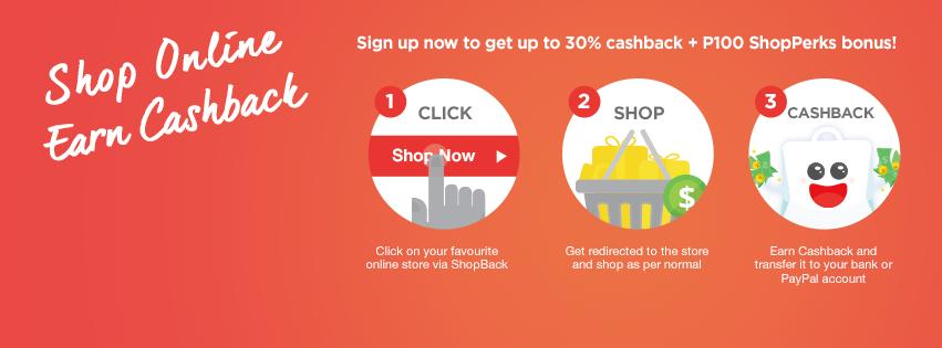 Shopback Online