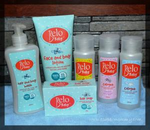 What I love in the All Natural Belo Baby Products?
