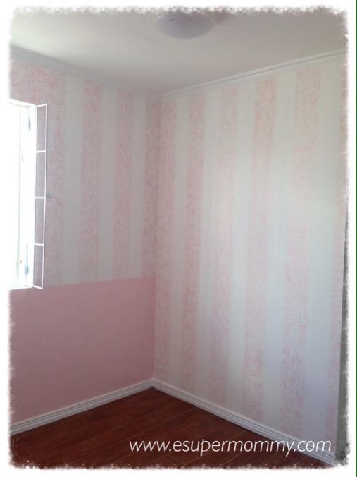 Girl's pink Bedroom Paint Ideas