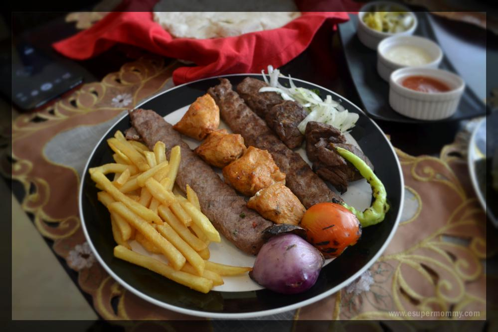 Al-qaysar-mixed grilled