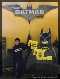 The Lego Batman Movie in 4D