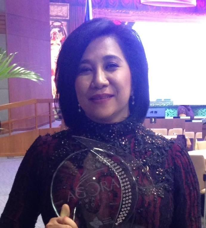 Sheila Mae Velilla, Nutramedica Inc, CEO President