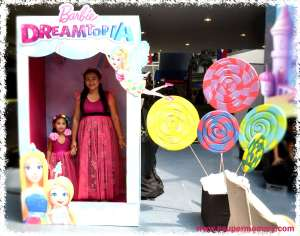 Beautiful DIY Barbie Dreamtopia-inspired Outfit