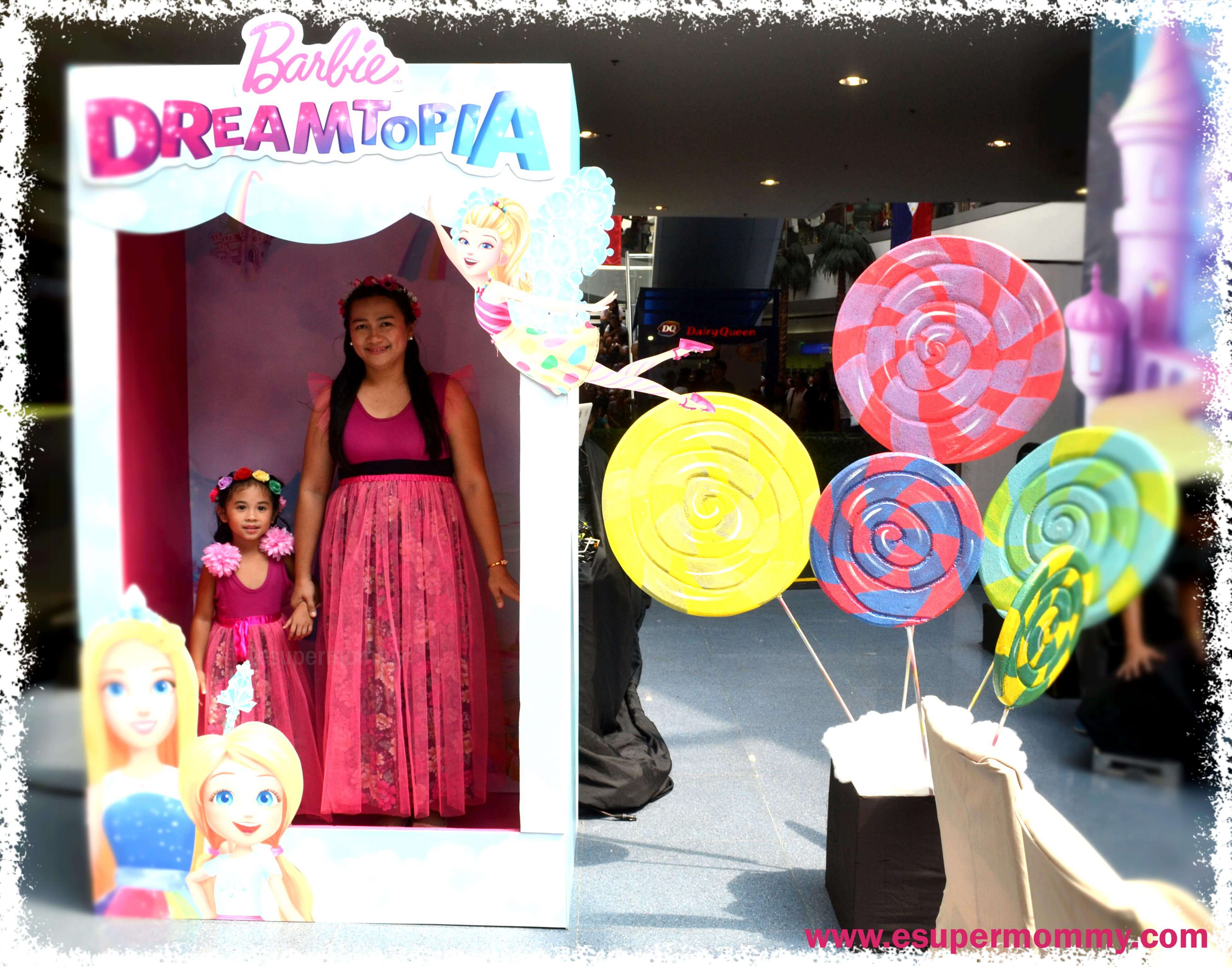 DIY Barbie Dreamtopia-inspired Outfit