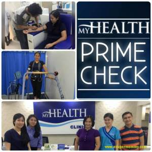 My MyHealth Prime Check Experience