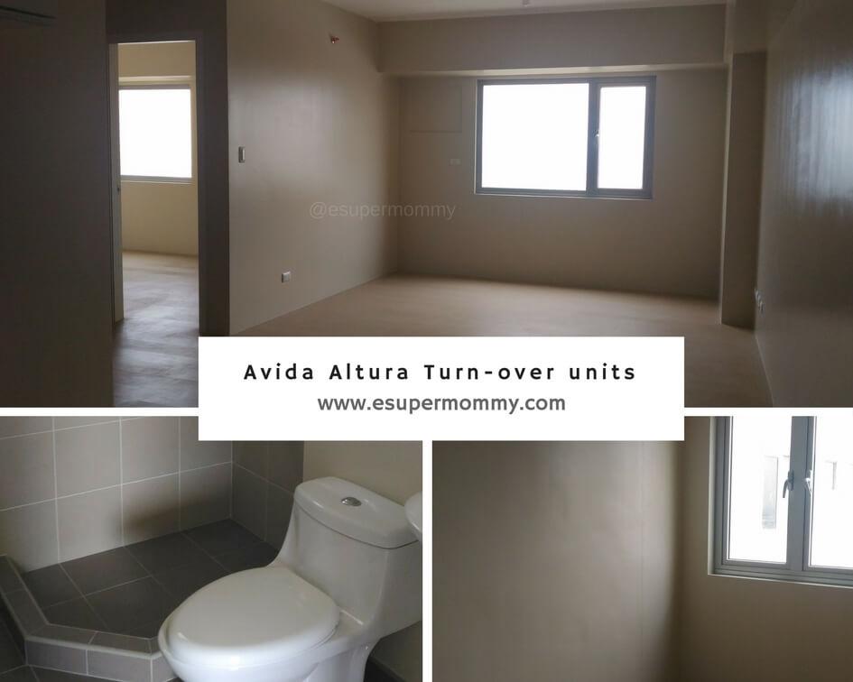 AvidaTowers Altura Turn-over Units