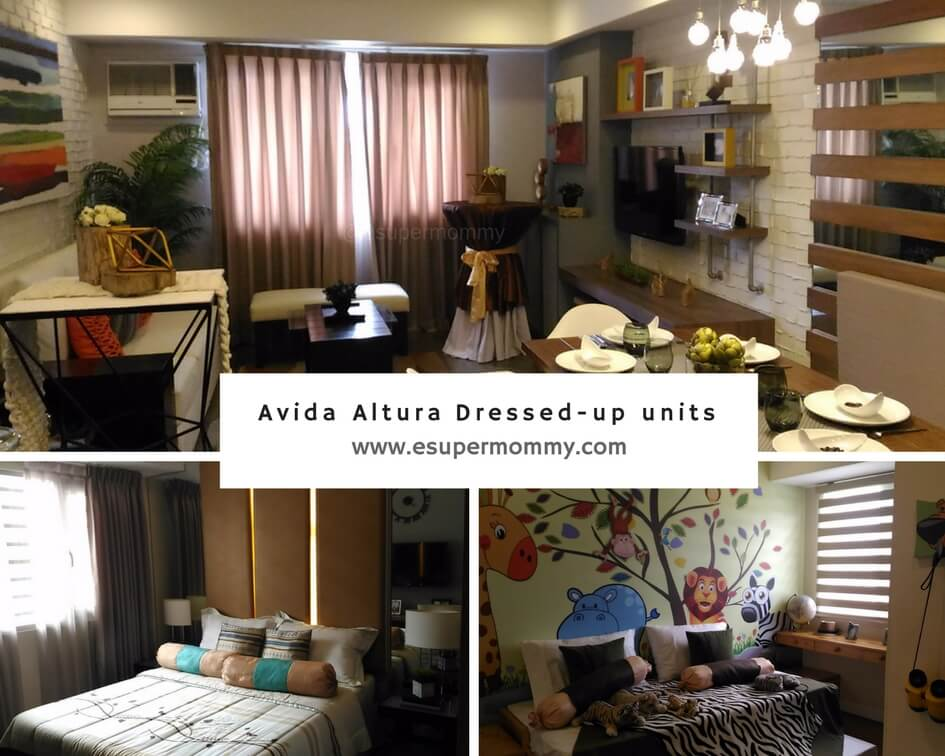 AvidaTowers Altura Dressed-up Units