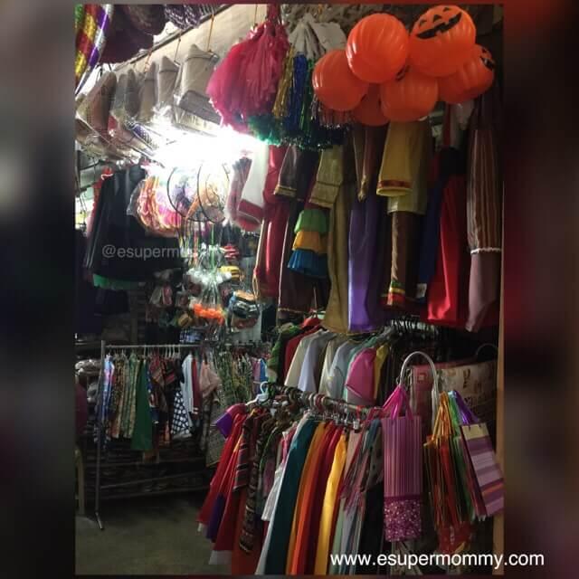 Costumes in Cavite