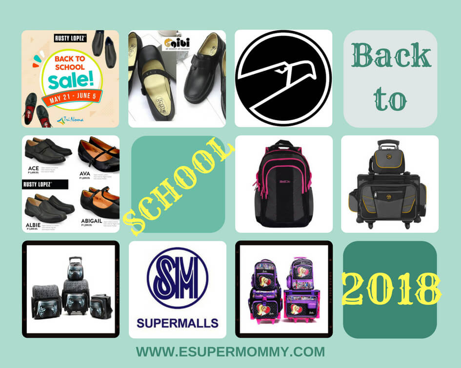 Back-to-school 2018 at SM