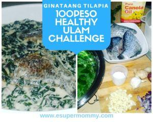 Ginataang Tilapia Recipe