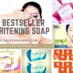 10 bestseller whitening soap online