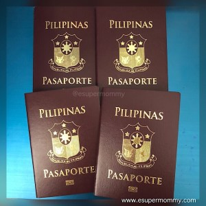 DFA passport application online