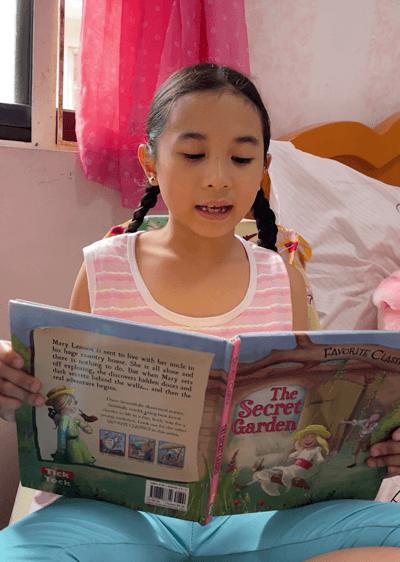 Filipino Homeschool Reading