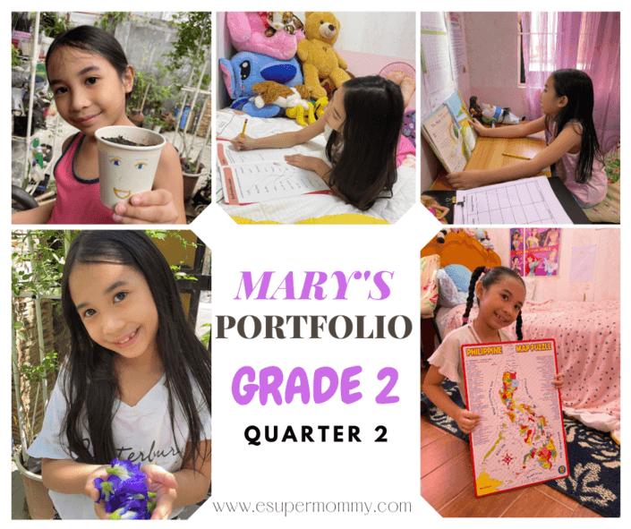 Mary's Portfolio