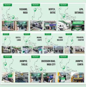 XTREME APPLIANCE BRANCHES