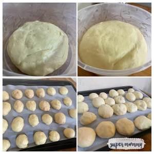 pandesal dough