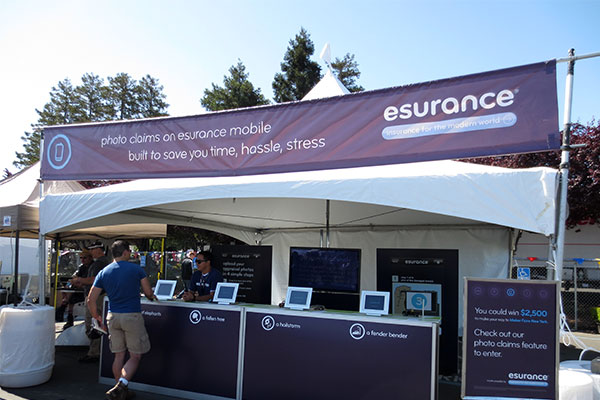 Esurance and our newest photo claims feature at Maker Faire Bay Area 2013