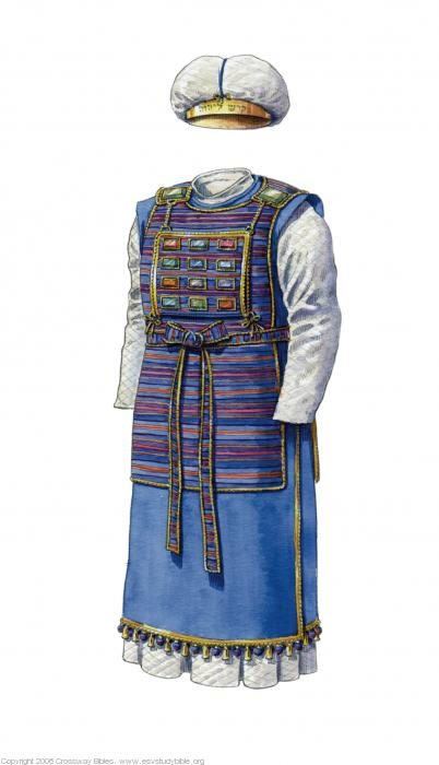 The High Priest's Holy Garments