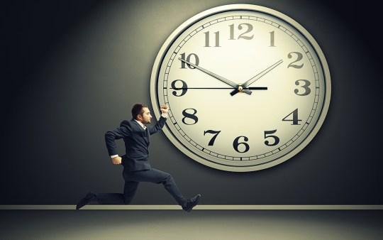 gestion tiempo curso esventia