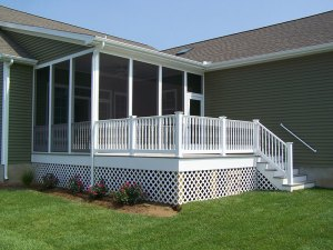 Learn how to care for your new deck!