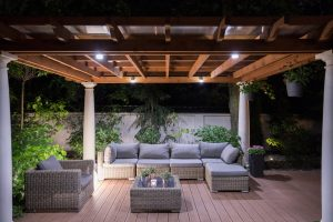 Illuminate your outdoor living spaces this summer!
