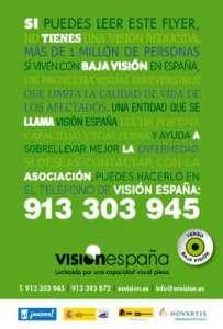 Cartel del Día Mundial de la Visión 2015