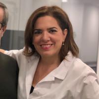 Amarena Delgado, óptico- optometrista especialista en baja visión