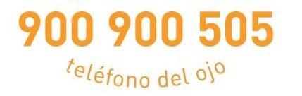 Teléfono del Ojo 900 900 505