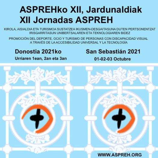 Cartel XII ASPREH 2021